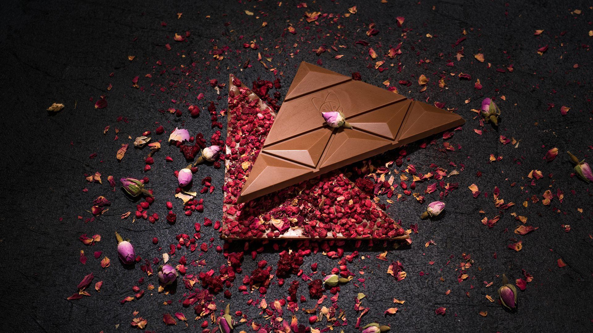 Aguara chocolate dedicated to wine Crna Tamjanika