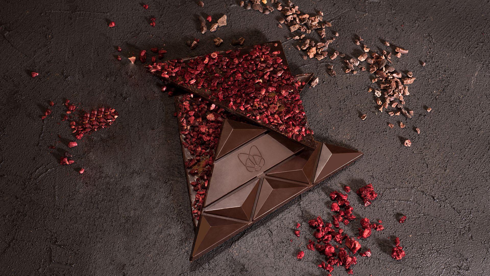 Aguara chocolate dedicated to wine Vranac