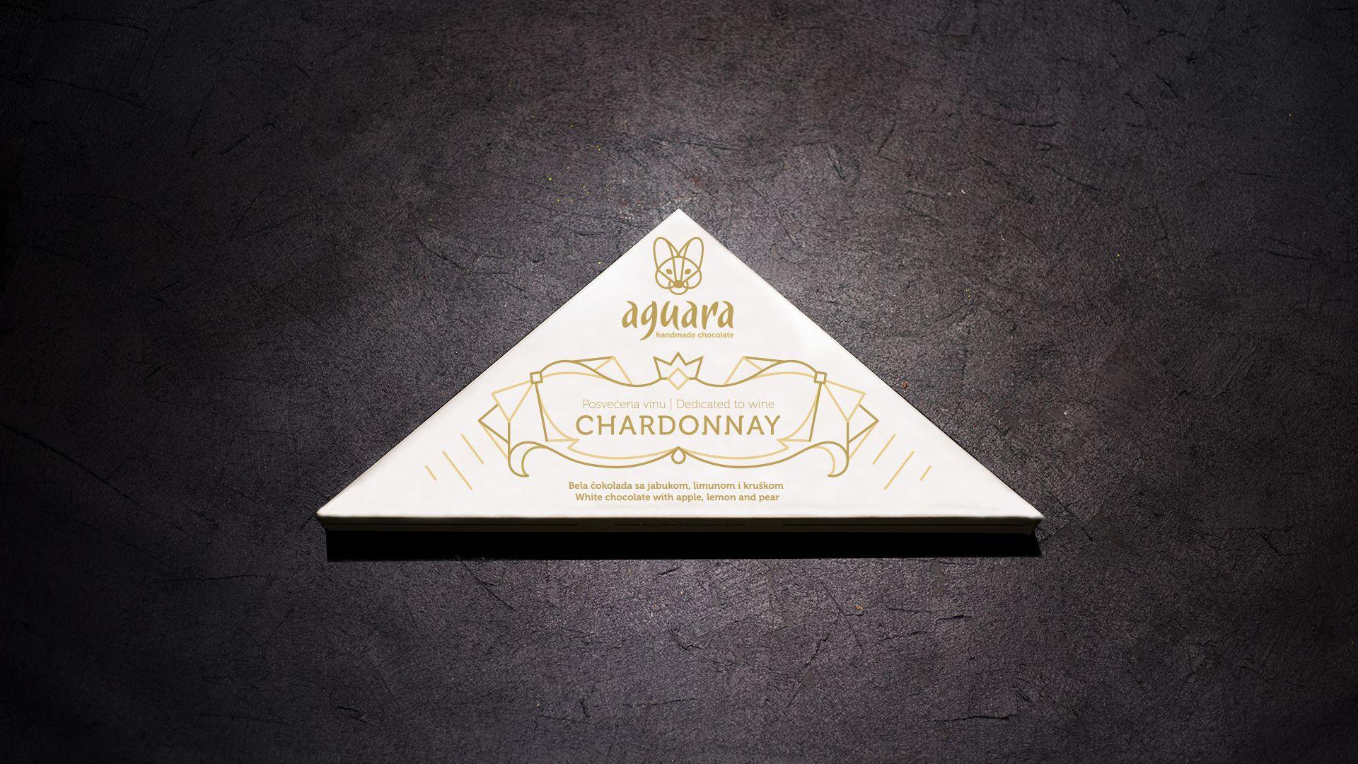 Čokolada posvećena vinu Chardonnay